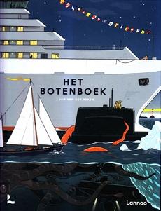 Coverafbeelding van: Het botenboek