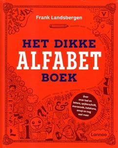 Coverafbeelding van: Het dikke alfabet boek