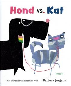 Coverafbeelding van: Hond vs. Kat