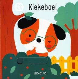 Coverafbeelding van: Kiekeboe!