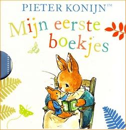 Coverafbeelding van: Pieter Konijn: Mijn eerste boekjes