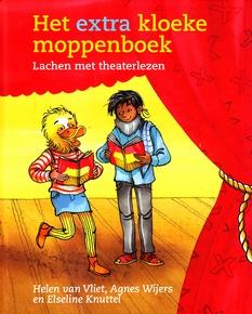 Coverafbeelding van: Het extra kloeke moppenboek – Lachen met theaterlezen