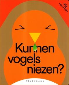 Coverafbeelding van: Kunnen vogels niezen?