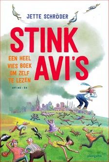 Coverafbeelding van: Stink AVI's
