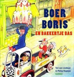 Coverafbeelding van: Boer Boris en Bakkertje Bas