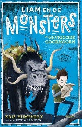 Coverafbeelding van: De gevreesde goorhoorn – Liam en de monsters, deel 1