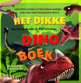 Coverafbeelding van: Het dikke dino boek