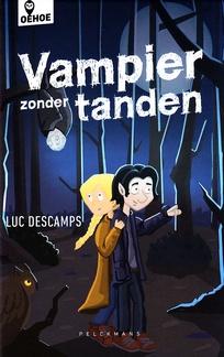 Coverafbeelding van: Vampier zonder tanden