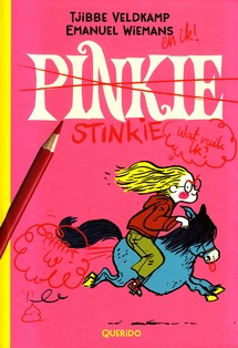 Coverafbeelding van: Stinkie (Pinkie)