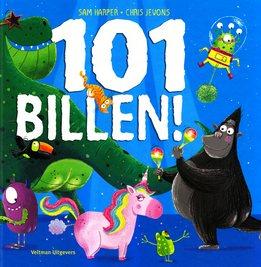Coverafbeelding van: 101 billen!