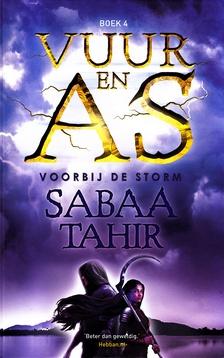 Coverafbeelding van: Voorbij de storm – Vuur en As, deel 4