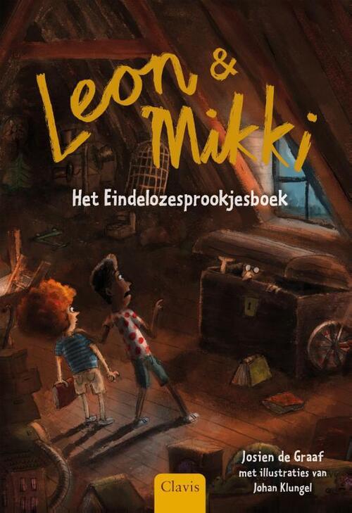 Coverafbeelding van: Leon & Mikki – Het Eindelozesprookjesboek