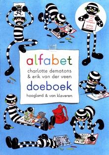 Coverafbeelding van: alfabet doeboek