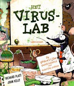 Coverafbeelding van: Het viruslab
