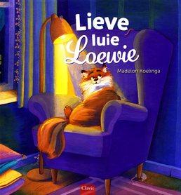 Coverafbeelding van: Lieve luie Loewie