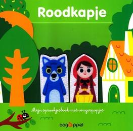 Coverafbeelding van: Roodkapje – Mijn sprookjesboek met vingerpopjes